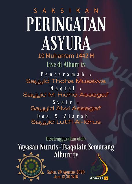 Ini Jadwal Ritual Asyura Syiah di Semarang