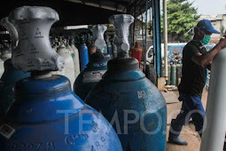Rukmono Sebut Oksigen di RSUP Dr Sardjito Yogyakarta Menipis