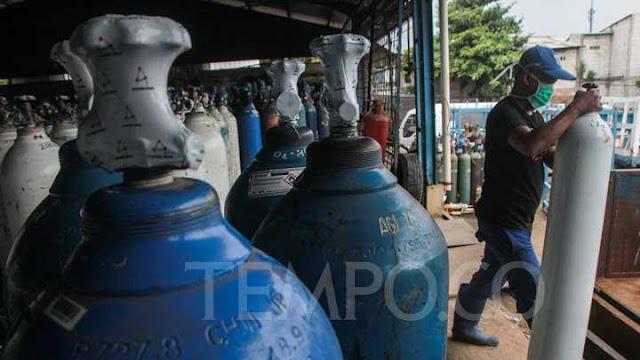Rukmono Sebut Oksigen di RSUP Dr Sardjito Yogyakarta Menipis.lelemuku.com.jpg