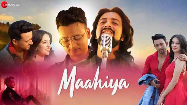 Maahiya Lyrics -Pulkit Rajvanshi & Aashish Garg -SLyrics