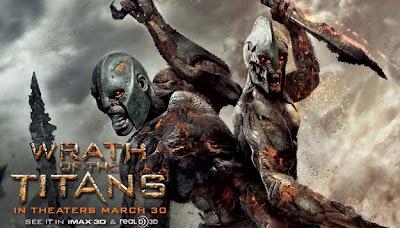 Estreia filme Fúria de Titãs 3
