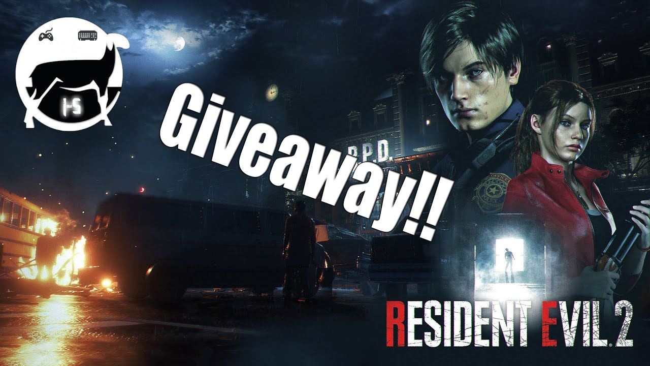 Giveaway: Λάβετε μέρος στον διαγωνισμό μας και κερδίστε το Resident Evil 2!!