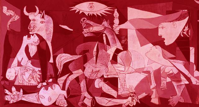 Secuestrada la Memoria del Guernica en el Museo Reina Sofía
