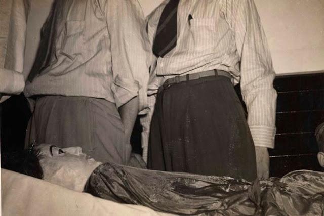 Em 1940 a irmã de Elena resolveu confrontá-lo a respeito de seu comportamento – Reprodução