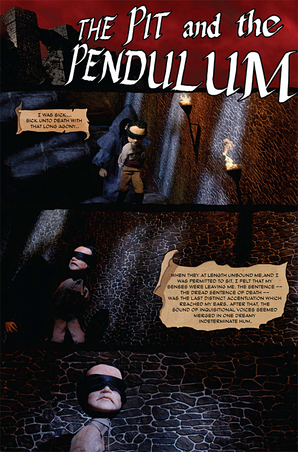 The Pit and the Pendulum - 4