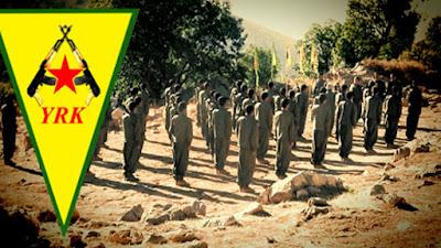 YRK Askeri Militan Gücü - YRK Kaç Kişi?