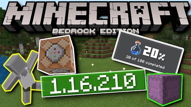 Minecraft - 1.16.210 (Bedrock)