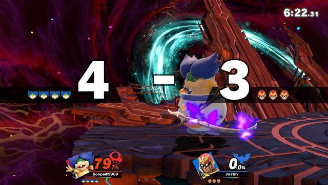 NintendoVS Challenge Cup September 2020 Final Destination Super Smash Bros. Ultimate