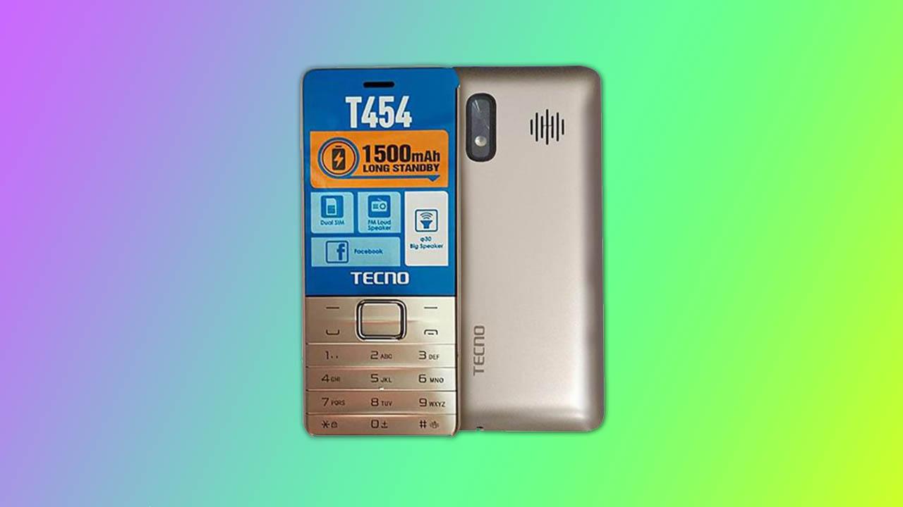tecno t454 flash file
