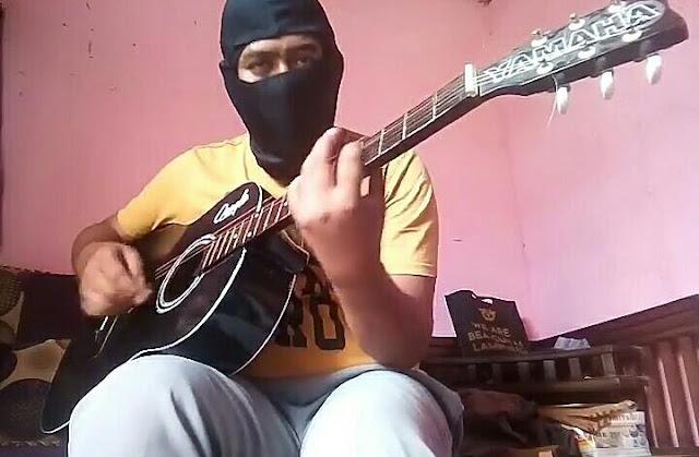 Dirumah Aja, Jurnalis Lampung Ciptakan Lagu Untuk Menghibur Korban Corona