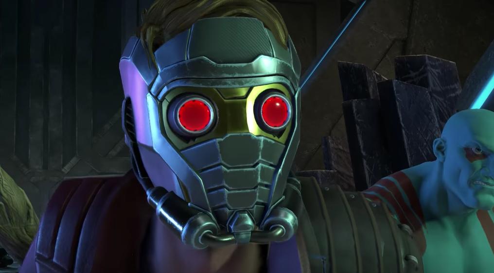 Marvel's Guardians of the Galaxy: The Telltale Series nos incita con su nuevo teaser