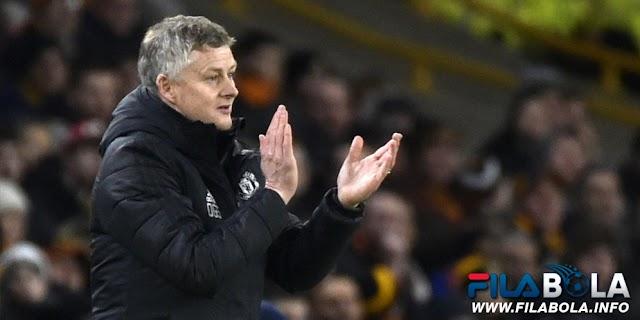 Pernyataan Tegas Pelatih Manchester United. Ole Gunnar Solksjaer