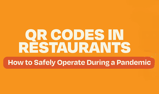 How to benefit your restaurant with QR codes