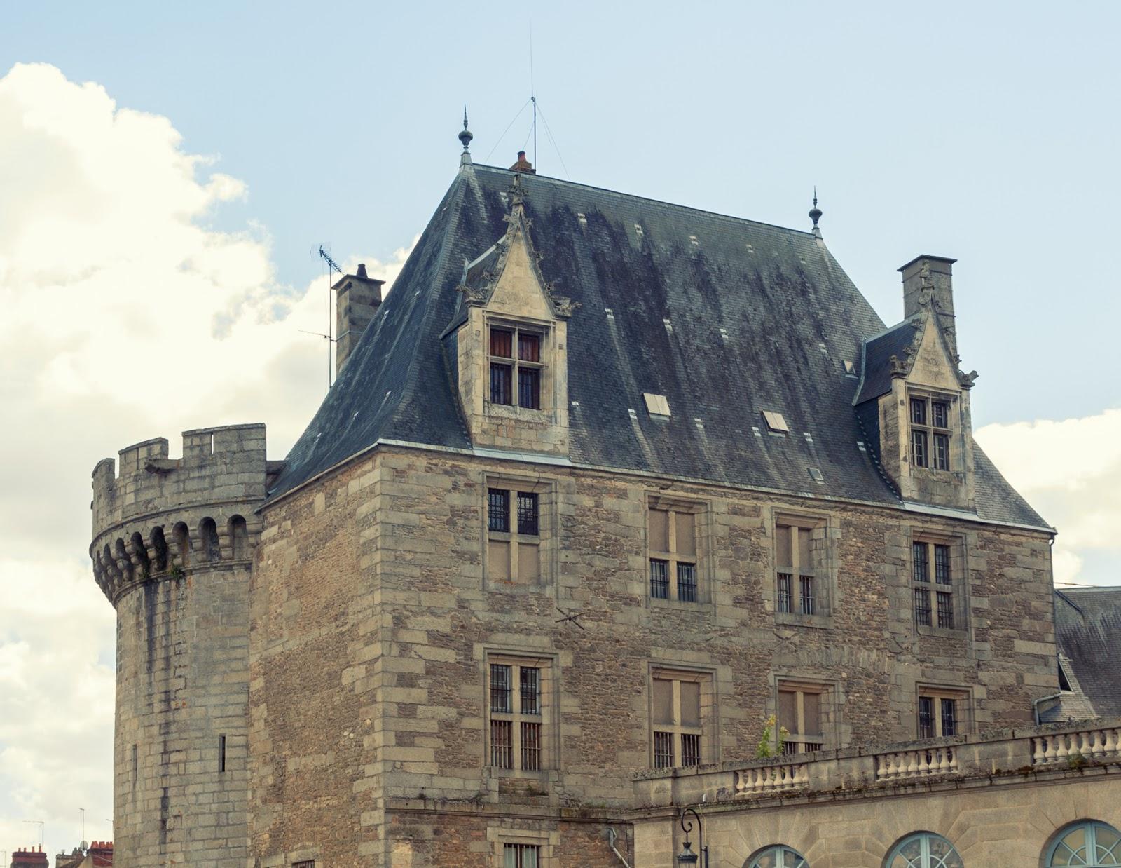 chateau des ducs alençon