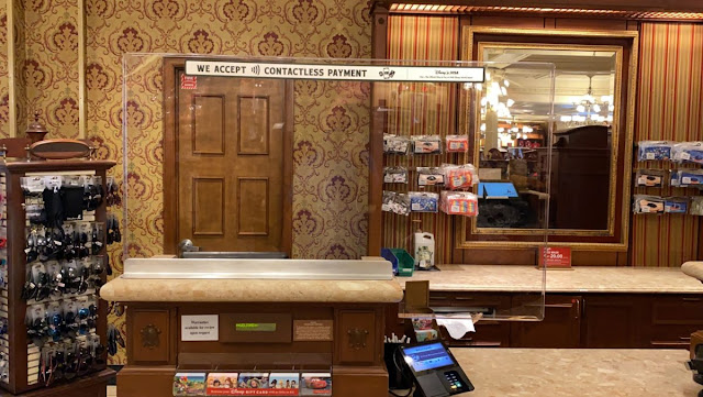 Magic Kingdom Reopening cast member previews Emporium shop