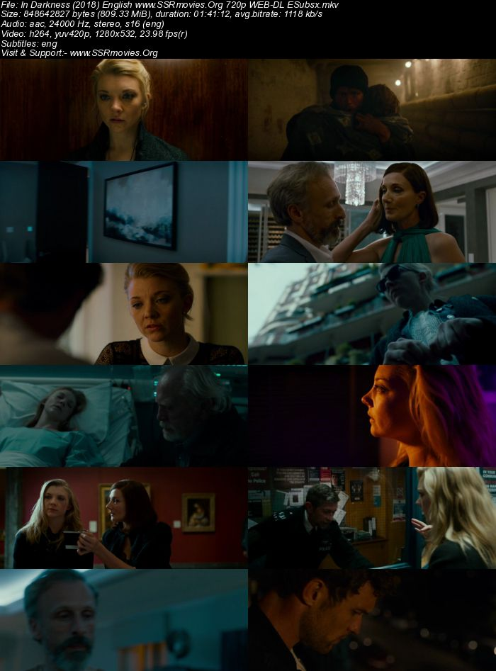 In Darkness (2018) English 720p WEB-DL