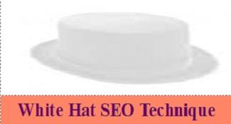 white hat SEO technique