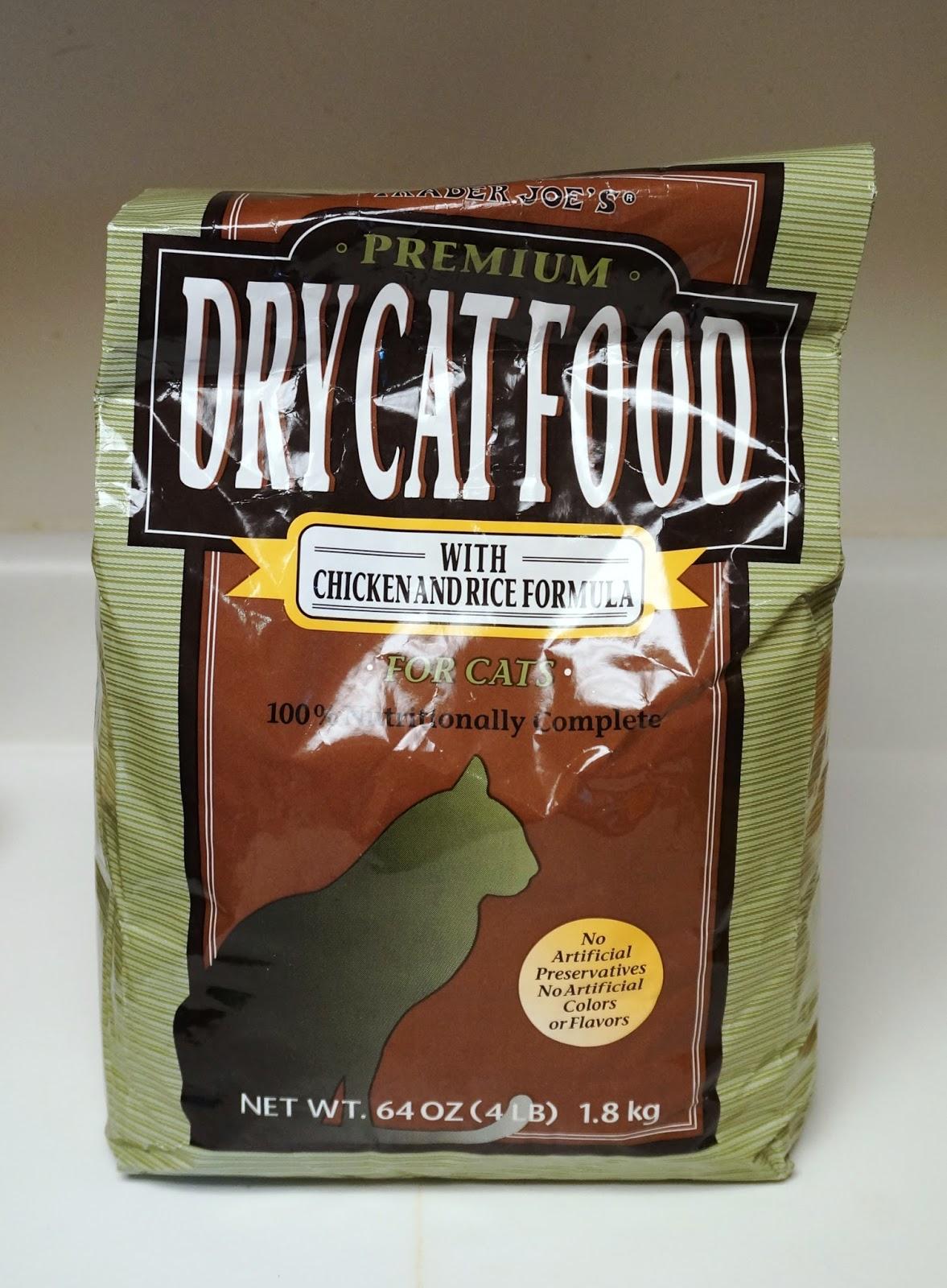 Trader Joe S Dry Cat Food