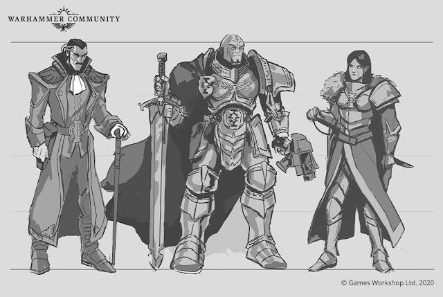 Warhammer Animated Heroes