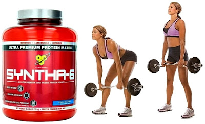 Batido de proteínas para mujeres para incrementar el tamaño de la cola y piernas