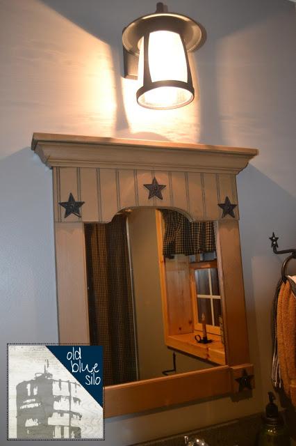 Old Blue Silo Guest Bathroom