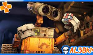 تحميل لعبة WALL-E psp مضغوطة لمحاكي ppsspp