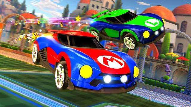Rocket League llegará a Nintendo Switch el 14 de noviembre