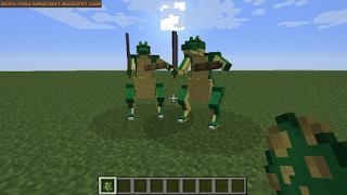 Dungeon Mobs Mod para Minecraft 1.4.6 y 1.4.7