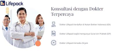 Dokter di Lifepack