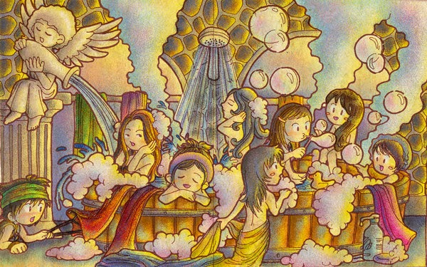 Folktales From Indonesia: Jaka Tarub (East Java Fairy Tales)