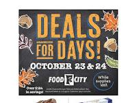 Food City Weekly Sale October 28 - November 3, 2020