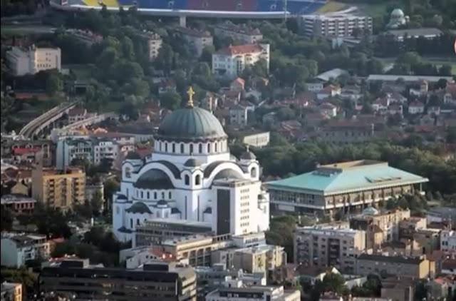 St. Sava Temple Serbia