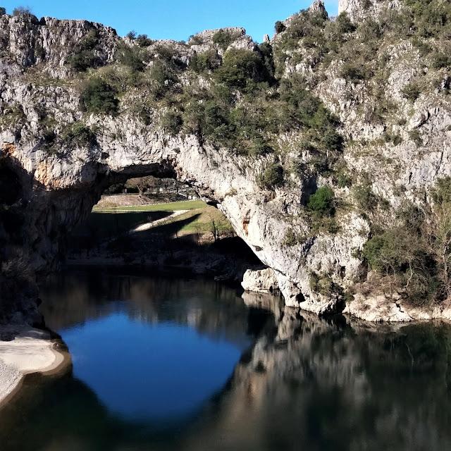 Le Pont d'Arc - Ardèche