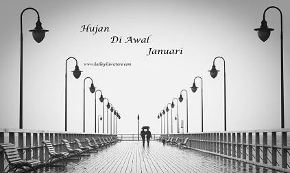 Puisi Hujan Awal Januari: Tentang Sebuah Pilihan | Halley ...