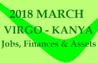 2018 March Kanya Rashifal