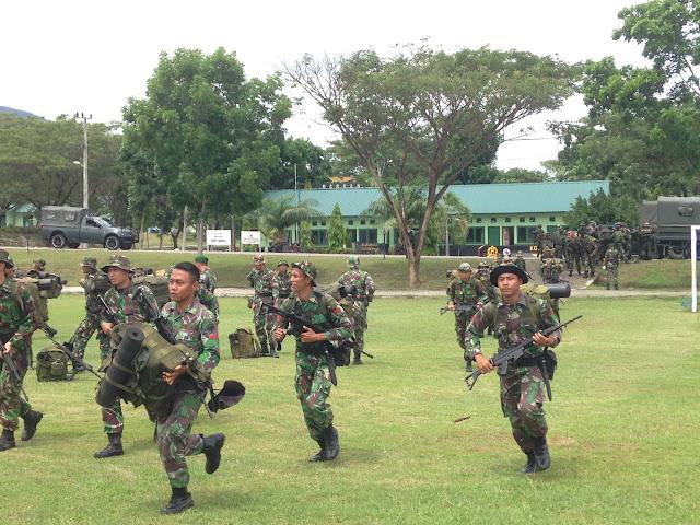 Pangdam Ingatkan Jangan ada Pungli Seleksi Calon Prajurit Tamtama TNI AD