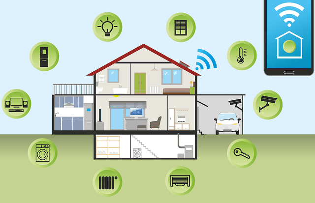 turn house into smart home iot technology energy saving