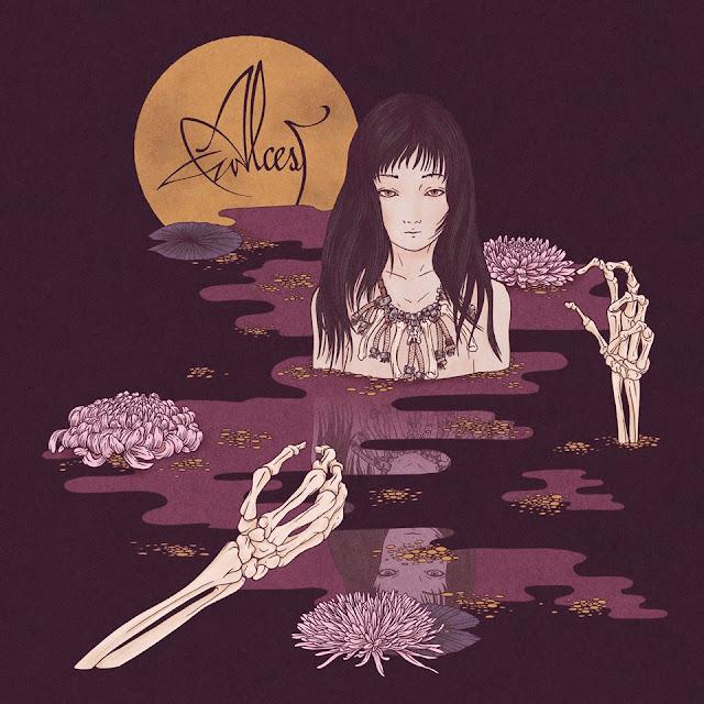 Alcest New Album, Kodama, Alcest New Album Kodama