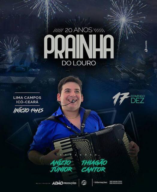 ANIVERSÁRIO DE 20 ANOS DA PRAINHA DO LOURO