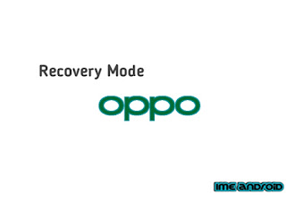 Recovery Mode Oppo