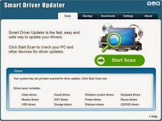 Smart Driver Updater v3.4 Portable