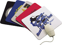 Mouse Pad Promosi 3  Busa Anti SLip + PVC printing full colour