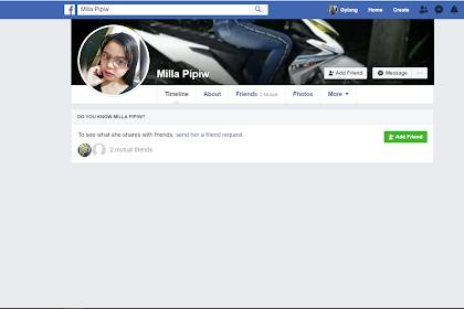Cara Report Akun Facebook Yang Terhack!