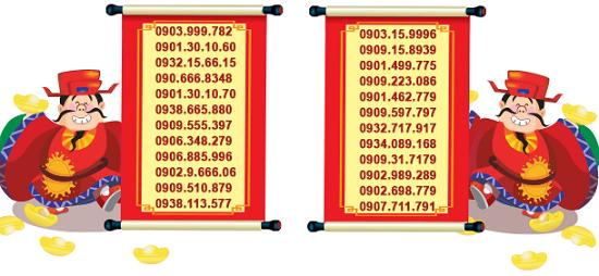 Cơ hội vàng: 9999 sim số đẹp dễ nhớ giá rẻ chỉ 160k