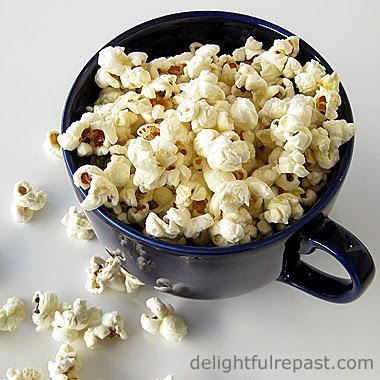 Popcorn / www.delightfulrepast.com