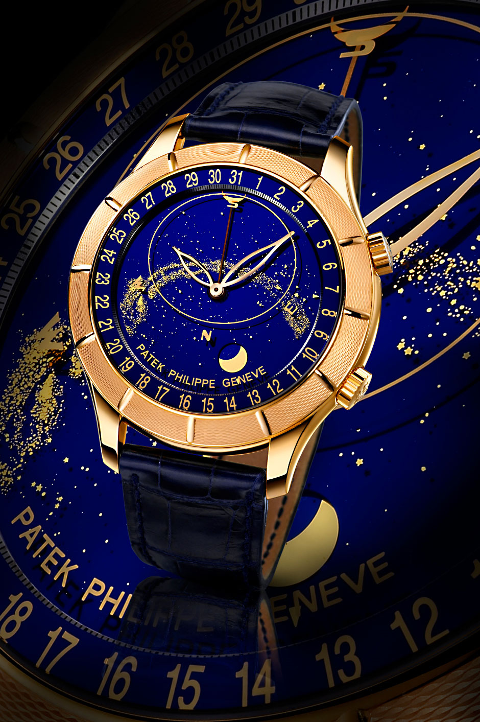Welcome to of jake 39 s patek philippe world for Patek phillipe watch