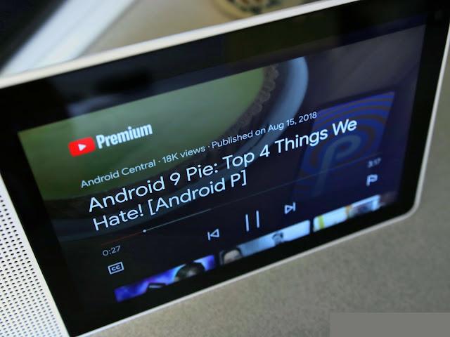Cara Menonton Video YouTube di Lenovo Smart Display,Ini Caranya. 4