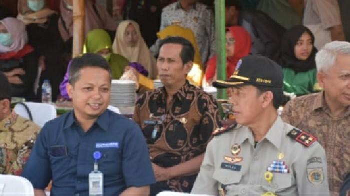 Sekretariat DPRD Sinjai Apresiasi Pesta Adat 'Marimpa Salo'