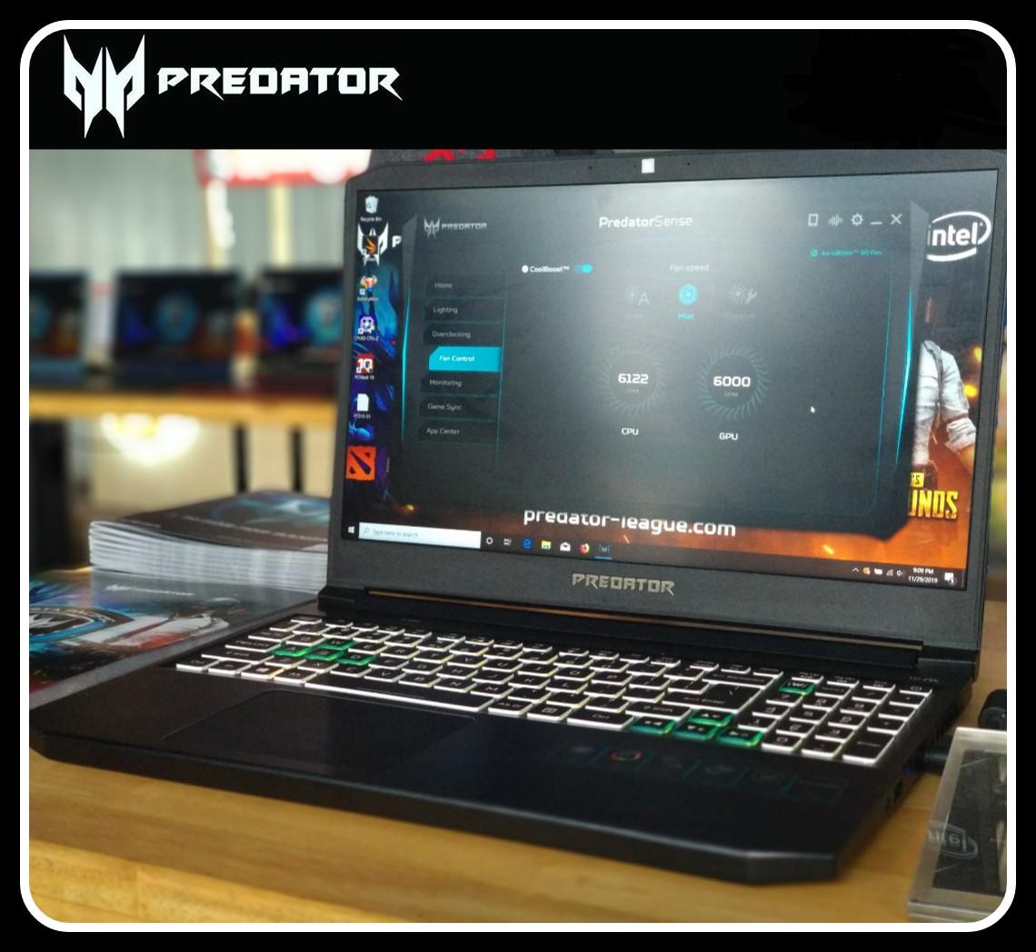 Predator Triton 300 5