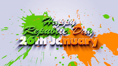 Happy Republic Day India
